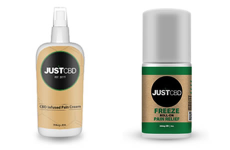 Just CBD Products