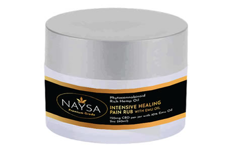 Naysa CBD Products